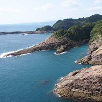 鹿児島・宮崎旅行 その2 〜馬が背、クルスの海、シーガイヤ、平和台公園〜