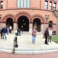ジョン万次郎の足跡をアメリカのマサチューセッツ州のフェアヘブンにたずねる 2015年10月