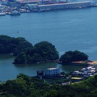 浦戸湾十景の島と恐怖の「浦戸湾の宮島」