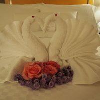 バンコク3泊4日なのに・・・半分機中の旅�【祝銀婚式!スタートは新婚旅行で宿泊のウェスティンから最高のおもてなしをいただきました♪】