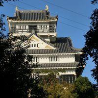 岐阜城まで歩いてみた。