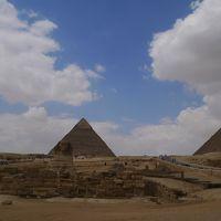 AA航空の特典航空券使って ビジネスクラスやけどバックパッカー・エジプト旅� スフィンクスと10年ぶりの再会