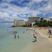 2016年4泊6日ハワイ旅行記(ホノルルハーフマラソンハパルアツアー)� ワイキキビーチ〜カハラ探索