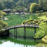 帰省、徳島へ。ついでに高松で讃岐うどんも!