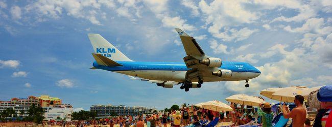 2016年カリブの旅 (3) 飛行機好きの聖地セ...