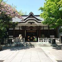 東京で神社仏閣&御朱印めぐりです〜後編〜第六天榊神社・鳥越神社・銀杏岡八幡宮・泉岳寺