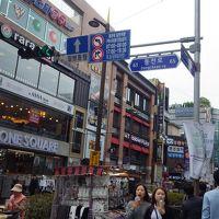 2016年4月。パンスターで釜山へ。24時間弱の釜山滞在編