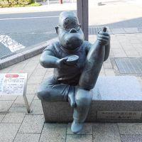 敦賀で 福井へ�