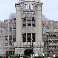 広島15 元安川 ひろしまリバークルーズ ☆原爆ドーム・基町高層アパートなど