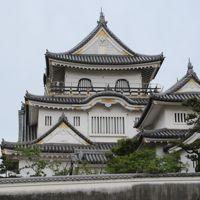 学生時代に訪れて以来36年ぶり2度目の岸和田城