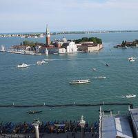 イタリア10泊ちどり足#2〜到着日、まずは街を見渡そう