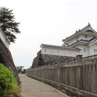 【甲府城】甲斐武田氏より後の時代 ここにもあった大きな野面積