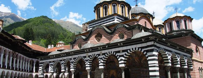 ブルガリア旅行ー6:ソフィア(2つの世...