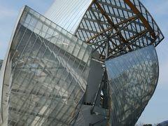 ☆ Bon jour FRANCE ☆ 〜〜 Paris(パリ)を満喫編 � 〜〜 【パリ観光2日目・前半】 それでは、、 「ラデュレ」で朝食♪ テニス全仏オープンで有名な「ローラン ギャロス」  「ルイ ヴィトン ファウンデーション(ルイヴィトン美術館)」 「凱旋門」とシャンゼリゼ大通りを散策、、<ホテル ブライトン(Hôtel Brighton)泊>(3/12)