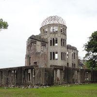 オバマ大統領の足跡を辿って・・・ではなくて・・友人との再会で広島へ