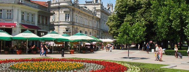 ブルガリア旅行ー11:ルセ(オシャレな街)