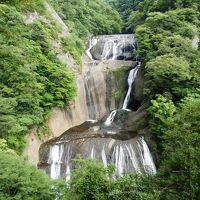 回顧録 2013年7月 茨城・栃木の旅(3) 佐竹寺・袋田の滝など