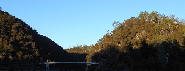 オーストラリア旅行�タスマニア州ローンセ...