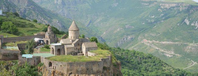 コーカサス一人旅【8】絶景のアルメニア...