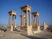ぺトラとパルミラを巡るシリア・ヨルダン10日間の旅(1) シリア