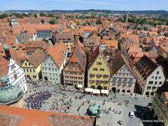 ローテンブルク(Rothenburg ob der Tauber)
