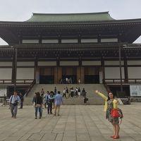 Croatia他2か国/出国前に成田山新勝寺に行ってきました!
