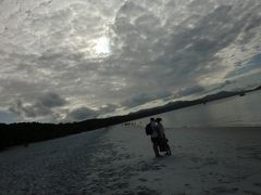 GWハミルトン島とシドニー(3)ホワイトヘブンビーチ