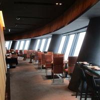 雨の日のスカイツリーは634でVIP気分(Sky Restaurant 634(musashi))