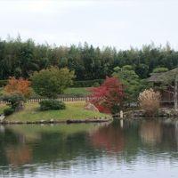晩秋の吉備路を訪ねて....吉備津神社〜後楽園