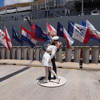 ハワイの旅(1) 戦艦ミズーリ記念館
