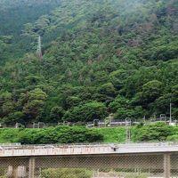 中央自動車道 新宿⇒双葉SA 車窓風景 ☆広栄交通バス2A席で