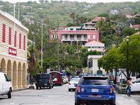 379-3度目のディズニークルーズ「東カリブ7泊8日」�…米領ヴァージン諸島「ST.TOMAS」ぶらっとお散歩