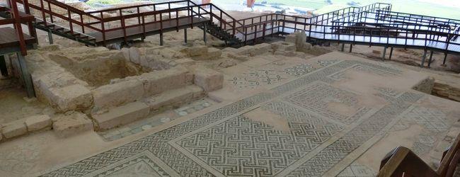 クリオン古代遺跡 (エウストリオスの家)