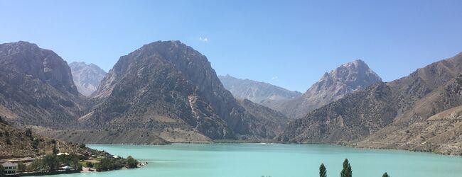 2016夏タジキスタン〜Iskanderkul