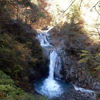 西沢渓谷 観紅葉