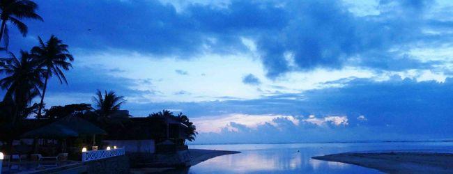 Bolinao (ボリナオ)は身近なリゾート地で...