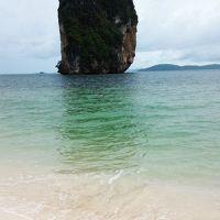 2015年夏タイ旅行� 雨季のクラビ シュノーケリングツアー