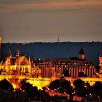 ドイツ・チェコ・ハンガリー・スロバキア・オーストリアのドライブ2087.3キロの旅 NO.6 ブタベスト/ショプロン観光と素敵なホテル
