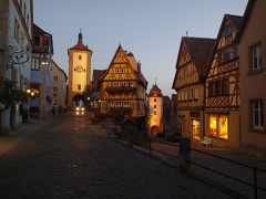 ドイツ周遊一人旅