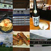 目指せ!完乗鉄道記 2017年・夏    福塩線と三江線の予定が梅雨の大雨で断念!山口線に経路変更