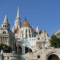 ハンガリー・スロバキア・チェコ周遊10日間-2 ブダペスト市内観光