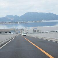 美保関の町と灯台を巡り、境港と松江城を散策
