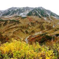 2016年最初の紅葉見学は立山へ