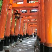 【京都】伏見稲荷と京都鉄道博物館