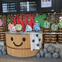 九州復興割り利用の1泊2日のひとり旅大分