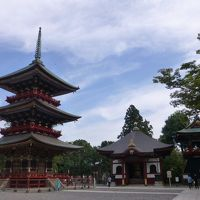 お母さん!成田にお参りに行きましたよ!御朱印をいただきながらの成田詣