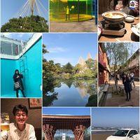 2016年11月 通い妻から金沢へ遠征♪