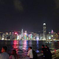3連休香港・マカオ� トラムでお散歩・インターコンチで夜景満喫