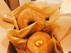 サンフランシスコと初めてのポートランド10/24〜25�ブルースタードーナッツを食べてポートランドからデルタ航空コンフォートプラスで成田空港へ帰国