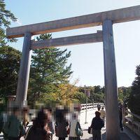 【2泊3日】初めてのお伊勢さん♪ 〜神明神社〜夫婦岩〜伊勢神宮〜
